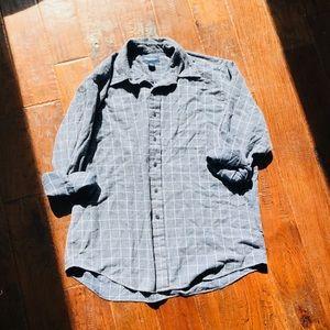 Brooks Brothers Milano Fit Tartan Flannel